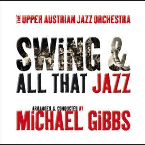The Upper Austrian Jazz Orchestra, Michael Gibbs Foto artis