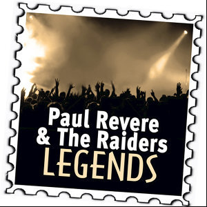 Paul & The Raiders Revere Foto artis