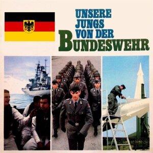 Musikkorps der 11. Panzer-Grenadier-Division, Marine-Musikkorps Nordsee, Luftwaffenmusikkorps 4 Foto artis