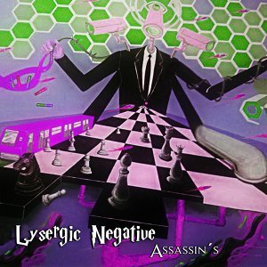 Lysergic Negative Foto artis
