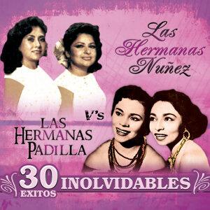 Las Hermanas Nuñez, las Hermanas Padilla Foto artis