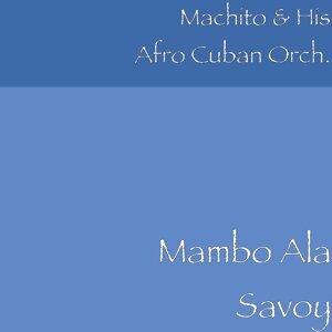 Machito & His Afro Cuban Orch. Foto artis