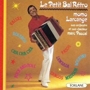 Momo Larcange et son orchestre, Marc Pascal Foto artis