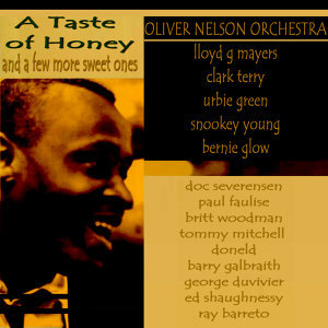 Lloyd G. Mayers, The Oliver Nelson Orchestra Foto artis