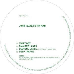 John Tejada, Tin Man Foto artis