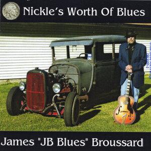 James J B Blues Broussard Foto artis