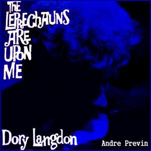 Dory Langdon, Andre Previn Foto artis
