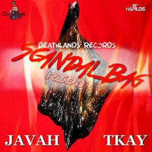 Tkay, Javah, Deathland Records Foto artis