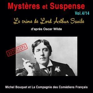 Michel Bouquet, La Compagnie des Comédiens Français Foto artis