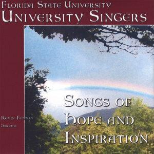 University Singers Foto artis