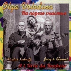 Olga Volodina, Nicolas Kedroff, Joseph Shamel Foto artis