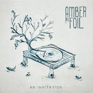 Amber Foil Foto artis