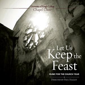 University of King's College Chapel Choir, Paul Halley Foto artis
