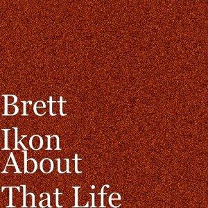 Brett Ikon Foto artis