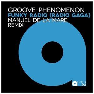 Groove Phenomenon 歌手頭像