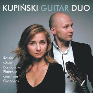 Kupiński Guitar Duo Foto artis