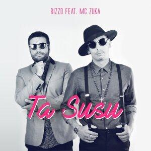 Rizzo, MC Zuka Foto artis