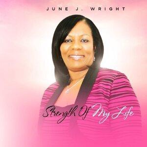 June J. Wright Foto artis
