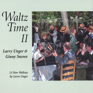 Larry Unger and Ginny Snowe Foto artis