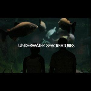 Underwater Seacreatures Foto artis