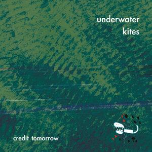 Underwater Kites Foto artis