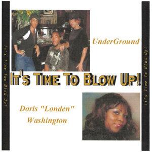 """UnderGround & Doris """"Londen"""" Washington Foto artis"""