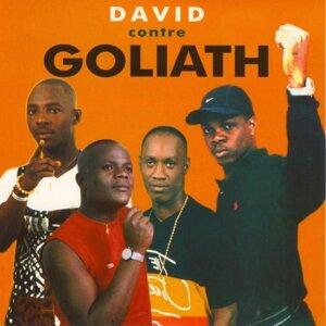David contre goliath Foto artis