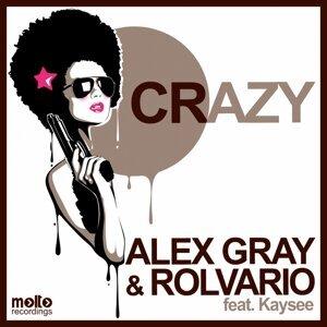 Alex Gray, Rolvario Foto artis