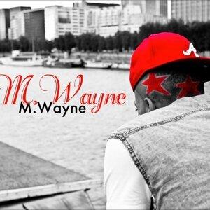 M wayne Foto artis