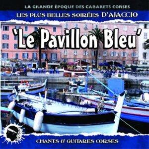 Les Guitares Corses du Pavillon bleu Foto artis