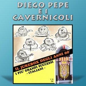 Diego Pepe, Cavernicoli Foto artis