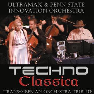 UltraMax & Penn State Innovation Orchestra Foto artis