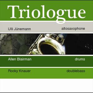 Ulli Juenemann, Allen Blairman, Rocky Knauer Foto artis