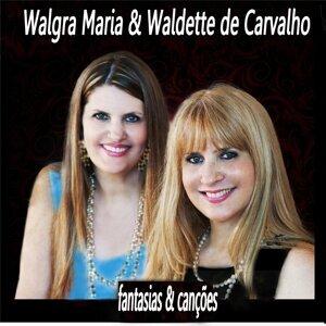 Walgra Maria, Waldette de Carvalho Foto artis