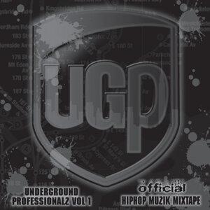 Underground Professionalz Foto artis
