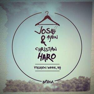 Jose Ayen, Christian Haro Foto artis