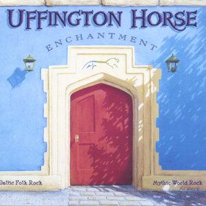 Uffington Horse Foto artis