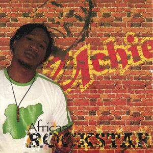 Uchie The African rockstar Foto artis