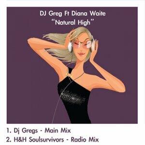 DJ Greg, Diana Waite Foto artis
