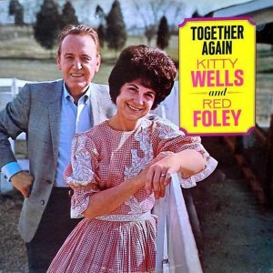 Kitty Wells & Red Foley Foto artis