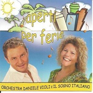 Orchestra Daniele Violi, Il sogno Italiano Foto artis
