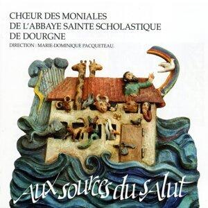 Choeur des Moniales de l'Abbaye Sainte Scholastique de Dourgne Foto artis