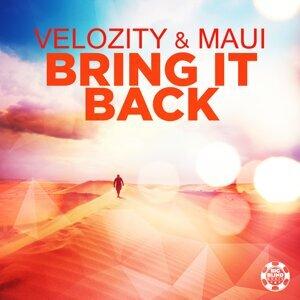 Velozity & Maui Foto artis