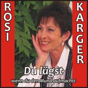 Rosi Karger Foto artis