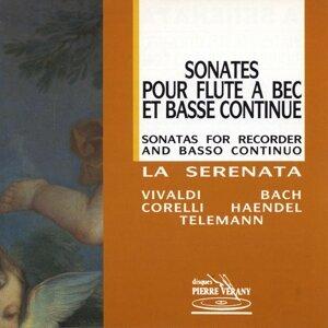 La Serenata, Christian Mendoze, Bruno Re, Giorgio Barbolini Foto artis