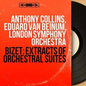 Anthony Collins, Eduard van Beinum, London Symphony Orchestra Foto artis