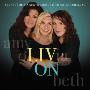 Olivia Newton-John, Amy Sky, Beth Nielsen Chapman Foto artis