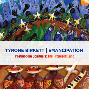 Tyrone Birkett, Emancipation Foto artis