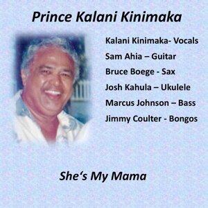 Prince Kalani Kinimaka Foto artis