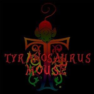Tyrannosaurus Mouse Foto artis